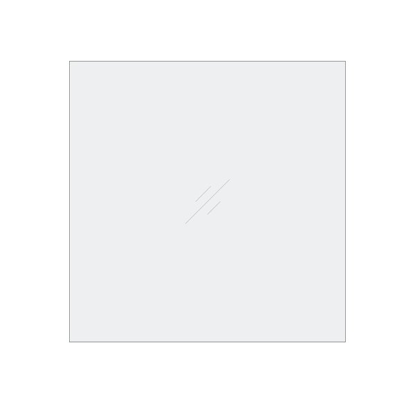 LPレコード用 ジャケットカバー PP製 厚口 500枚セット/LP-001|margherita