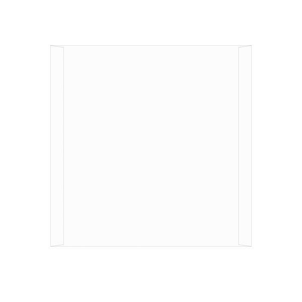 LPレコード用 インナージャケット グラシン紙製 100枚セット/LP-005|margherita