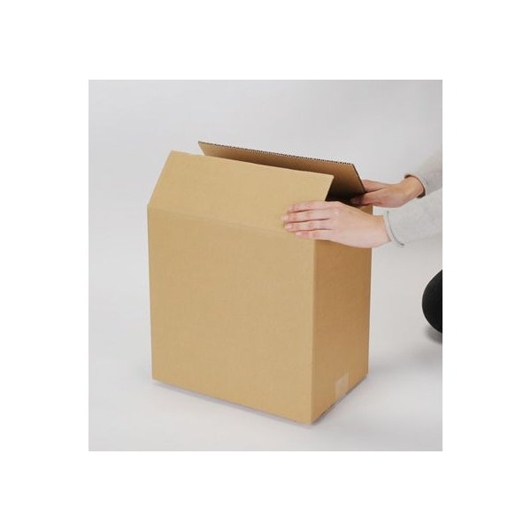 LPレコード用 段ボール箱 50枚用 縦置き 10箱セット/LP-026|margherita|02
