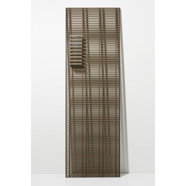 壁掛けCDラック 木製 見せる収納 薄型 大容量 300枚|margherita|02