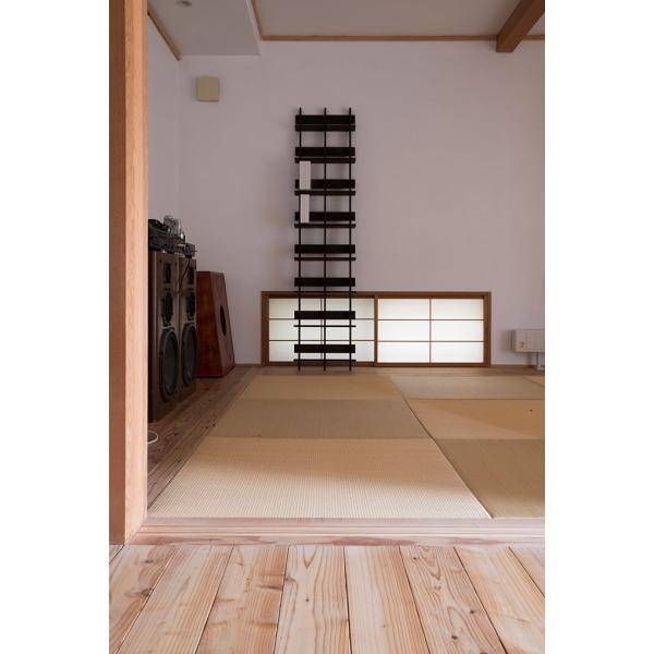 ディスプレイ収納 DVDシェルフ (天然木集成材) DVD収納ラック シェルフ棚 木製 シンプル 200枚|margherita|14