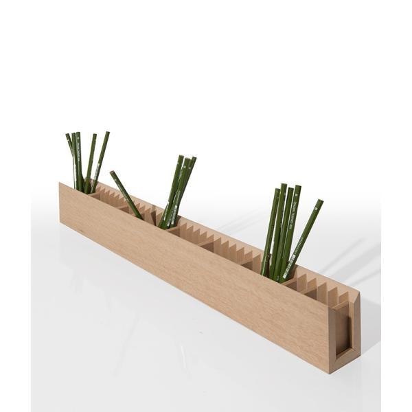 ペンスタンド 木製 鉛筆立て 卓上収納 おしゃれ|margherita|02