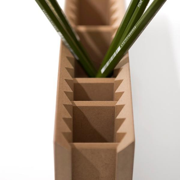 ペンスタンド 木製 鉛筆立て 卓上収納 おしゃれ|margherita|05