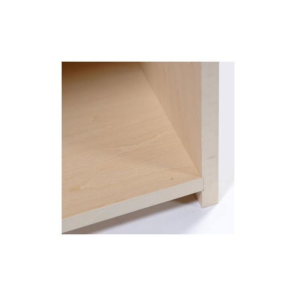 LPレコード収納 雑誌 本棚 スリム タワー ラック 隙間収納 細い ブックシェルフ 5コマ margherita 08