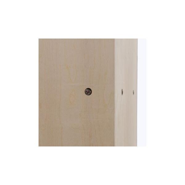 LPレコード収納 雑誌 本棚 スリム タワー ラック 隙間収納 細い ブックシェルフ 5コマ margherita 09