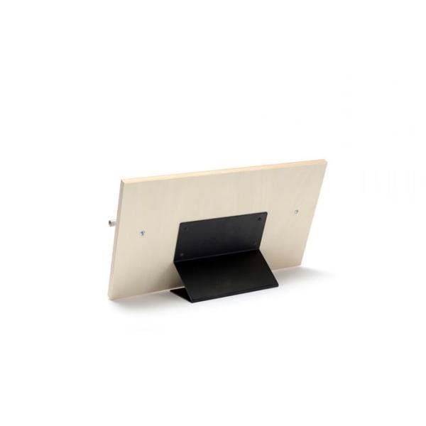 スリッパラック おしゃれ 木製 コンパクトラック 薄型 ディスプレイ 玄関 オフィス|margherita|03