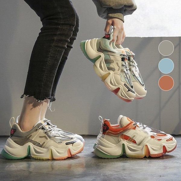 スニーカーレディース靴シューズおしゃれ可愛い2020春夏 k3-js301
