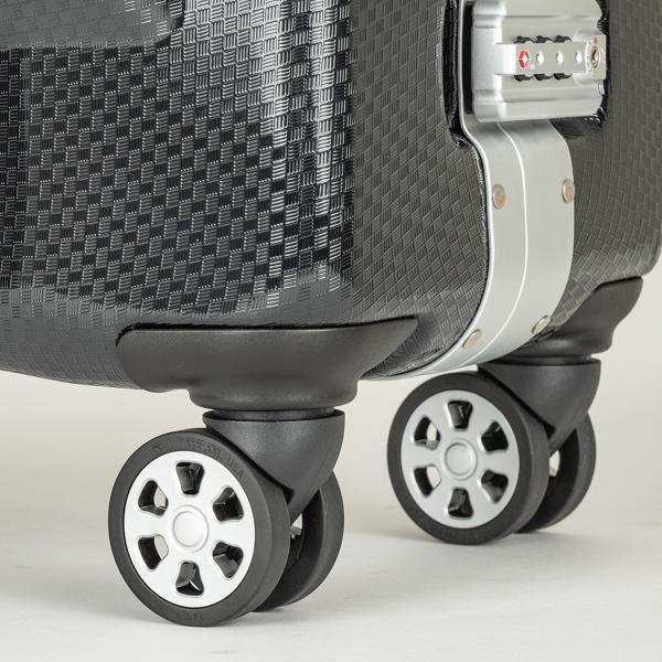 スーツケース M サイズ 中型 軽量 キャリーバッグ キャリーケース レジェンドウォーカー アウトドア フレーム 6302-62 marienamaki 05