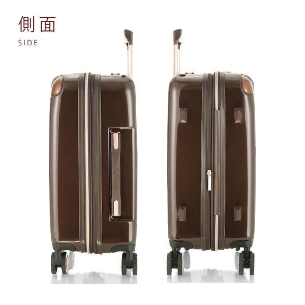 アウトレット スーツケース キャリーケース キャリーバッグ トランク 小型 軽量 Sサイズ おしゃれ 静音 ハード ファスナー 拡張 B-5122-55|marienamaki|18