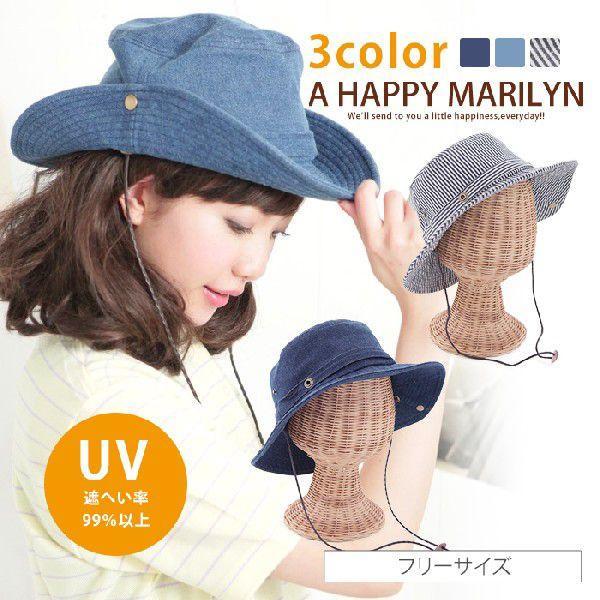 UV遮へい率99%以上のカジュアルなサファリハット!