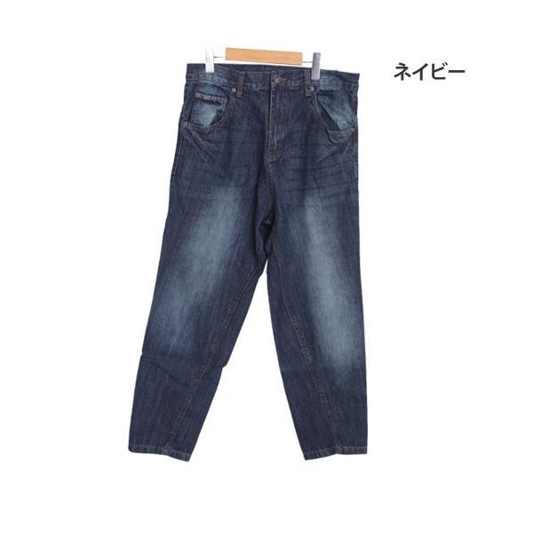 大きいサイズ レディース パンツ デニム ゆる ボーイズパンツ デニムパンツ ボトムス 冬 30代 40代 50代 ファッション|marilyn|06