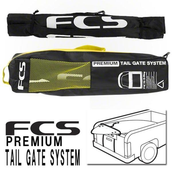 FCS テールゲートシステム PREMIUM TAIL GATE SYISTEM/ピックアップトラック用 サーフボードキャリア|mariner