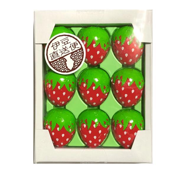 いちごちょこれーと チョコレート プチギフト 伊豆 直送便 苺 イチゴ