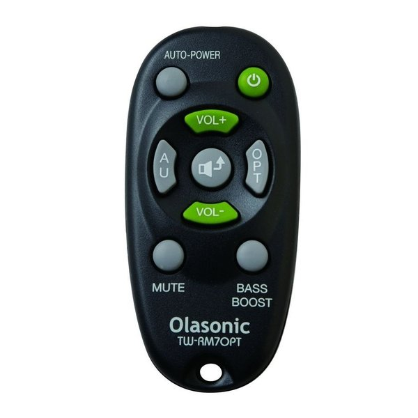 東和電子 Olasonic TV用スピーカー (45Hz-20,000Hz、10w+10w、ヘッドホン端子付) TW-D77OPT