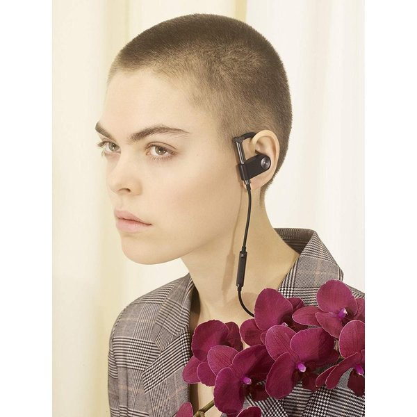 Bang & Olufsen ワイヤレスイヤホン Earset Bluetooth AAC 対応 リモコン・マイク付き 通話可能 グラファイ