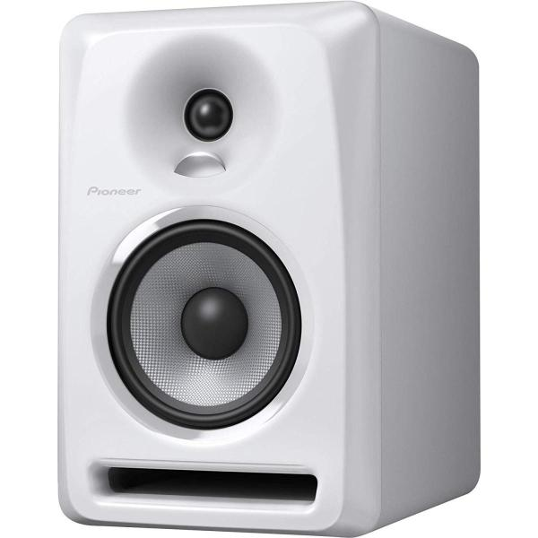 Pioneer モニタースピーカー(1本) ホワイト S-DJ50X-W