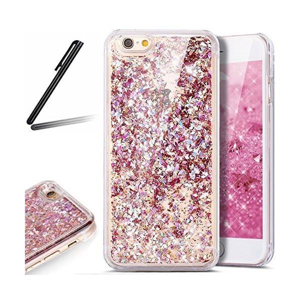 iPhone 7 Plus ケース,iPhone 7 Plus 流れる 液体 ケース,iPhone 7 Plus カバー,SKYMARS 流
