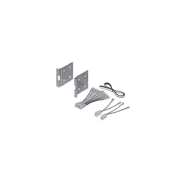 ジャストフィット/JUST FITPIONEER マツダ車用取付キット(キャロル、プロシード レバンテ) 品番 KJ-S16DS
