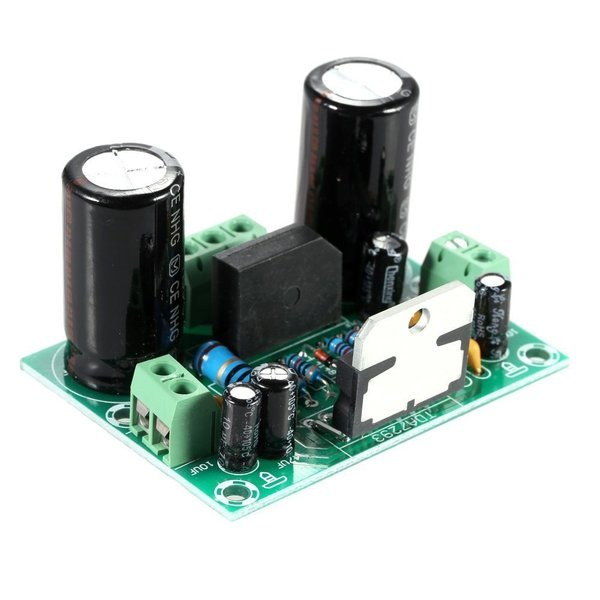WINGONEER TDA7293モノラルシングルチャンネルデジタルオーディオパワーアンプボードAC 12-32V 100W