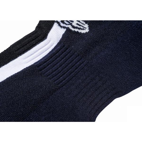 ニューエラ NEW ERA メンズ&レディース ソックス ショート 3ペア マルチ カジュアル 小物 靴下 ソックス|mario|04