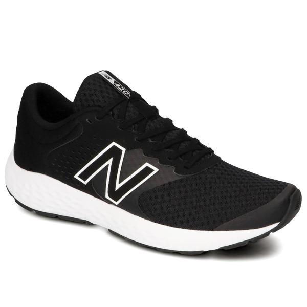 ニューバランス NEW BALANCE ME420 LB2 4E メンズ オールシーズン ブラック 黒 スポーツ ランニングシューズ ランシュー 4E 初心者〜中級者 ME420LB24E