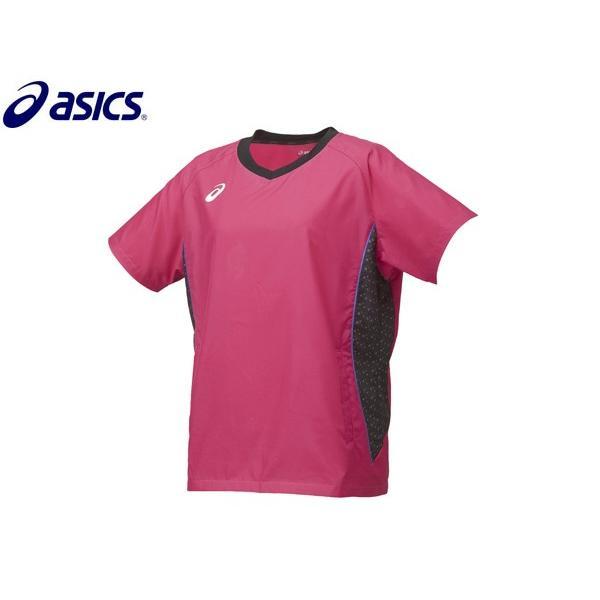 アシックス asics レディース W'S ウォームアップシャツ スポーツ バレーボール ウェア|mario