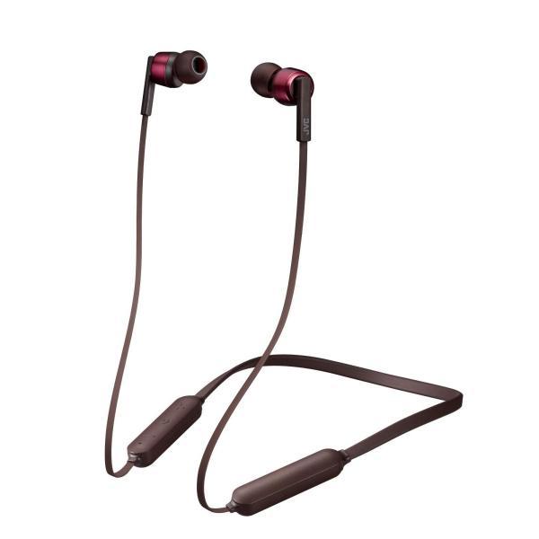 JVC Bluetoothヘッドホン HA-FX67BT-R レッドの画像