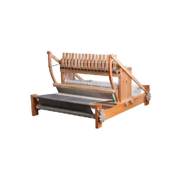 【取寄品】テーブルルーム 16枚ソウコウ 60cm幅 卓上手織り機 ラッカー塗装済組立キット アシュフォード 手織機 16枚綜絖 sixteen shafts table loom