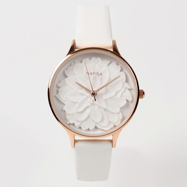 腕時計 レディース 防水 革ベルト おしゃれ シンプル カジュアル かわいい ビジネス ウォッチ 安い 送料無料 markgraf 11