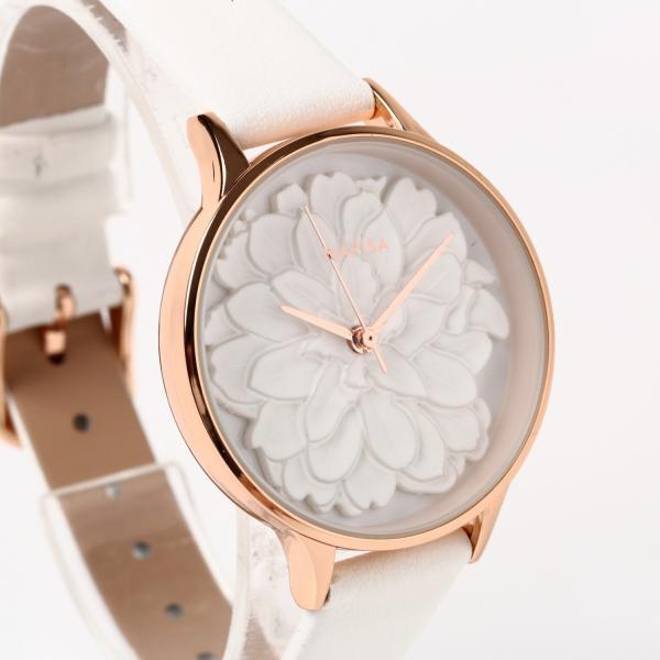 腕時計 レディース 防水 革ベルト おしゃれ シンプル カジュアル かわいい ビジネス ウォッチ 安い 送料無料 markgraf 12