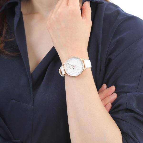 腕時計 レディース 防水 革ベルト おしゃれ シンプル カジュアル かわいい ビジネス ウォッチ 安い 送料無料 markgraf 15