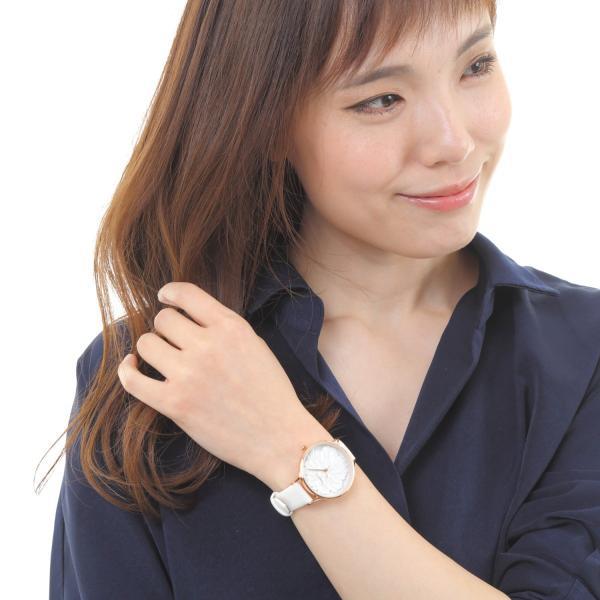 腕時計 レディース 防水 革ベルト おしゃれ シンプル カジュアル かわいい ビジネス ウォッチ 安い 送料無料 markgraf 16