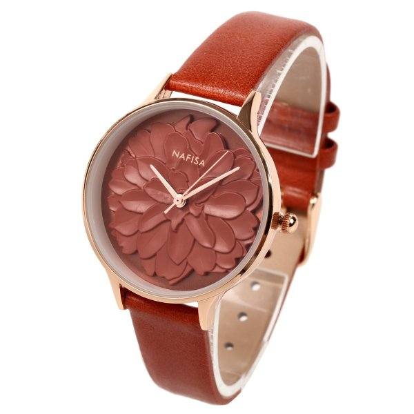 腕時計 レディース 防水 革ベルト おしゃれ シンプル カジュアル かわいい ビジネス ウォッチ 安い 送料無料 markgraf 05