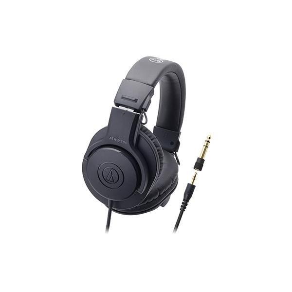 audio-technica ATH-M20x モニター ヘッドホン