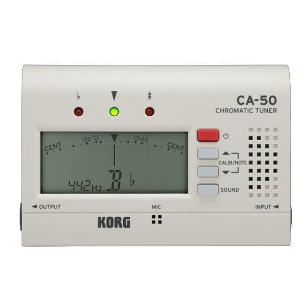KORG CA-50 クロマチックチューナー <ゆうパケット利用>