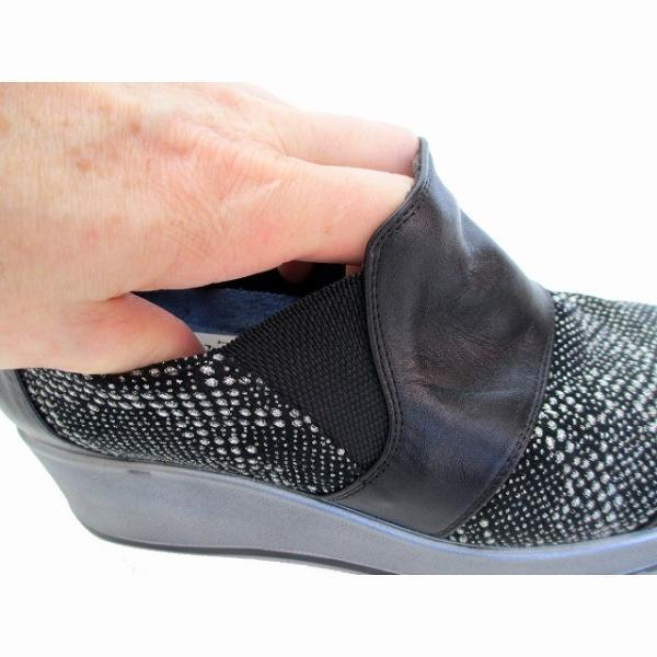 フィズリーン FIZZ REEN fizzreen 1710 レディース 厚底カジュアル 通勤靴 仕事履き シルバー ホワイト