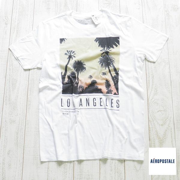 エアロポステール aeropostale エアロ ポステール  Tシャツ 半袖Tシャツ サーフブランド サーフ系 ブランド サーファー アメカジ ファッション ホワイト|maroon|02