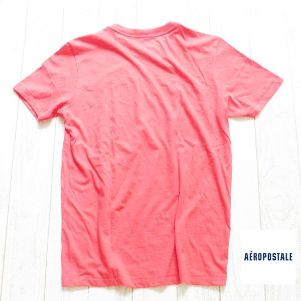 エアロポステール aeropostale エアロ ポステール  Tシャツ 半袖Tシャツ サーフブランド サーフ系 ブランド サーファー アメカジ ファッション レッド|maroon|04