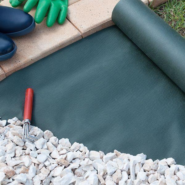 防草シート 1.5m×10m (ピンは別売)〈雑草防止シート・除草シート〉