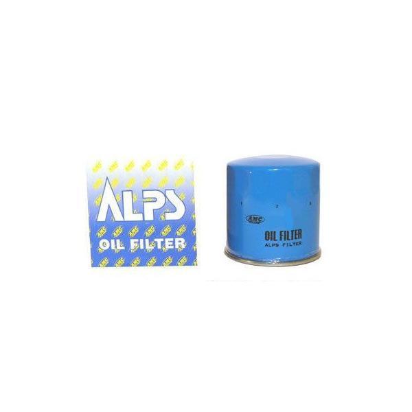 アルプス/ALPS オイルフィルター AO-412A ミツビシ パジェロ V23C.23W.43W 6G72(E) Jトップ.メタルトップ