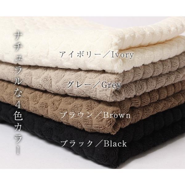 今治タオル フェイスタオル idee Zora イデゾラ ナチュラルタイム ドット フェイスタオル ギフト おしゃれ 日本製 今治タオル認定 国産|maruei-towel|05