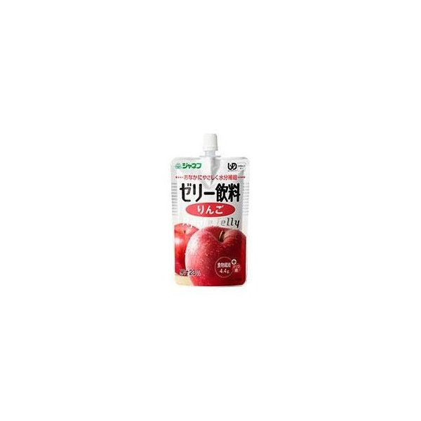 ジャネフ ゼリー飲料 りんご 100g×8個 キユーピー