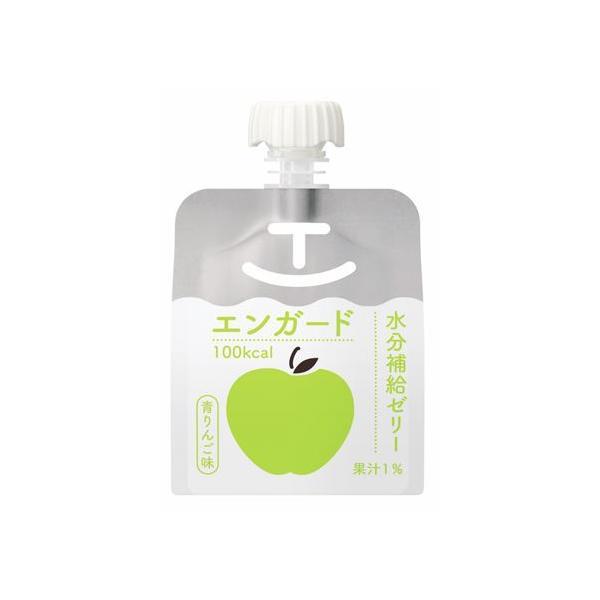 エンガード 水分補給ゼリー 青りんご 150g×6個 バランス