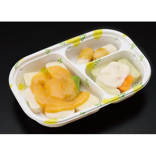 介護食 冷凍品 やさしいおかずセット 鶏肉の卵とじ 165g マルハニチロ
