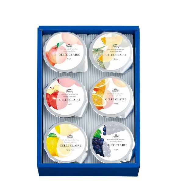 ギフト 贈り物 フーシェ ジュレ・クレール G-10 洋菓子 ギフト