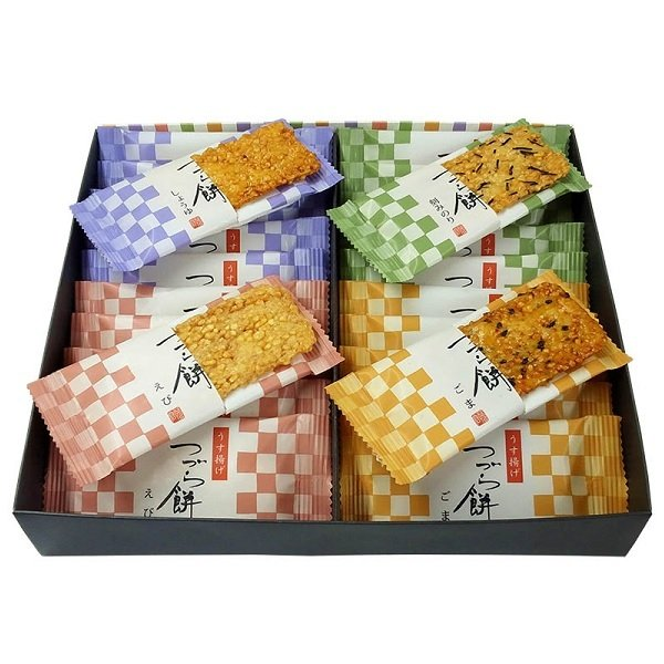 葵の倉 うす揚げつづら餅 4種類24袋入り