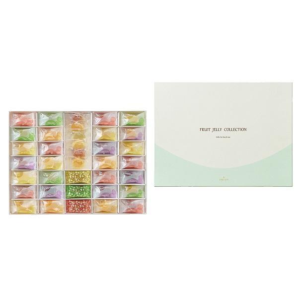ギフト 贈り物 彩果の宝石 FC50-1 フルーツゼリーコレクション