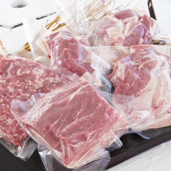 淡路島産豚肉 バラエティーセット 冷凍配送