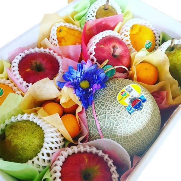 フルーツ詰め合わせ フルーツギフト 大セット お歳暮 お誕生日 お供え 贈答用|maruichi-kudamono|03