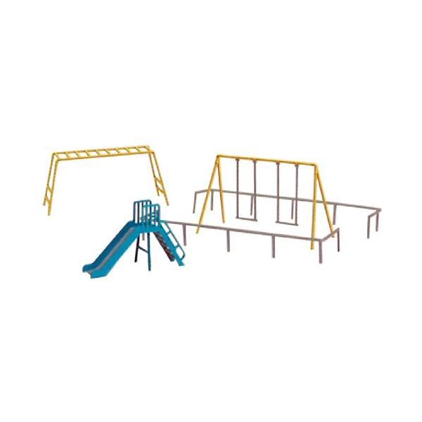 さんけい 1/150 ジオラマ オプションキット 遊具A MP04-23|maruk-store